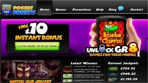 pay-by-sms-credit-bill-casino-Pocket-Fruity-