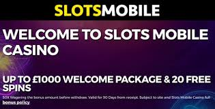 Welcome Offers £1000!